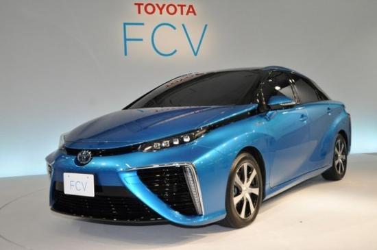 丰田要用人工智能找到新的汽车电池能源材料