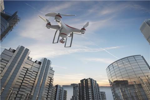 2017年无人机将在这六个行业起飞