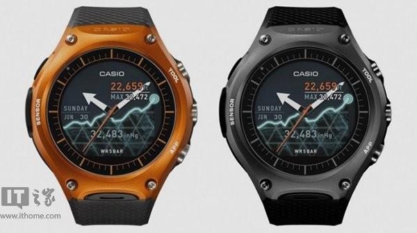 微软与卡西欧达成专利协议:欲称霸Android智能手表