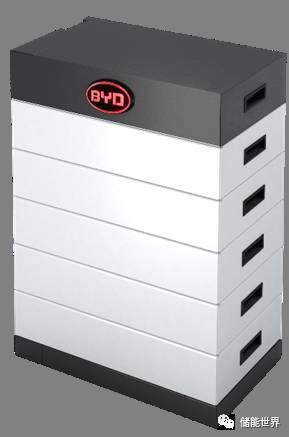 比亚迪在欧洲为住宅和C&I推出高压储能系统