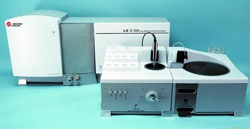 激光粒度分析仪的原理特点及其应用现状