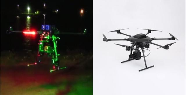 佳能推出工业级无人机 轮到专业相机企业出手了吗?