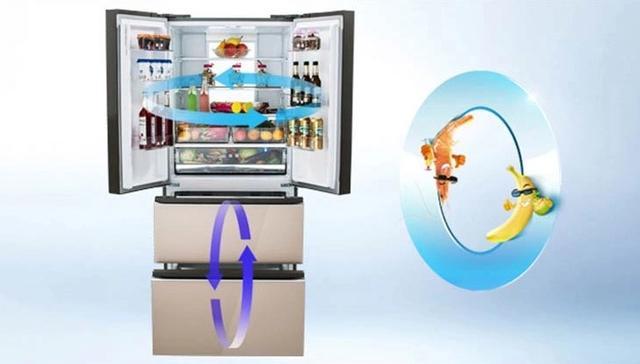 美菱推冰箱新品 可实现全冷藏动态保湿