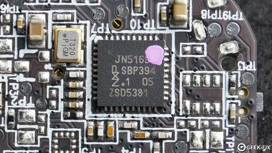 [多图]小米温湿度传感器拆解图赏