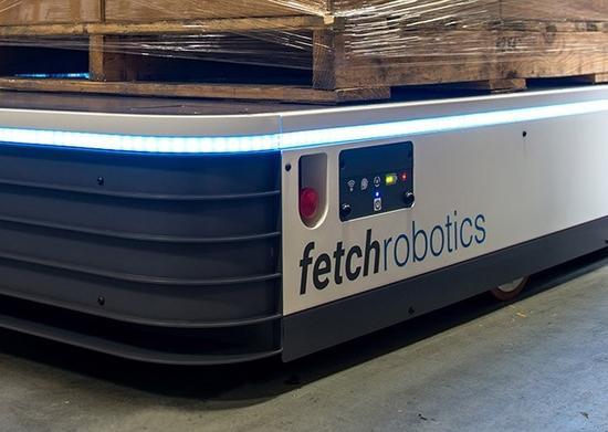 Fetch Robotics推出全新的物流货运机器人