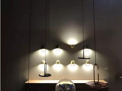直击2017米兰灯具展:这些灯具设计太艺术!