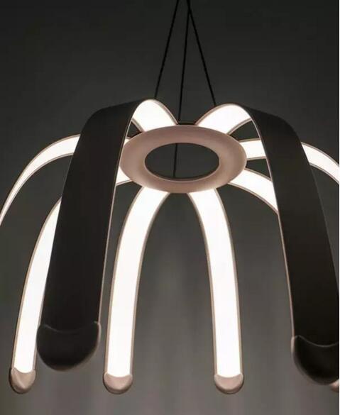 米兰展上国际灯具大佬的室内灯