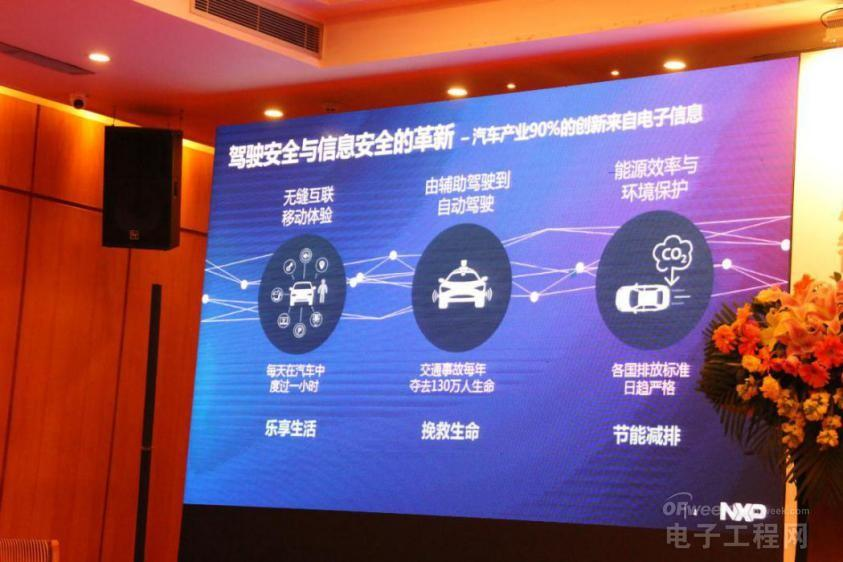 无安全不车联网 安全连接方能成就智能网联汽车