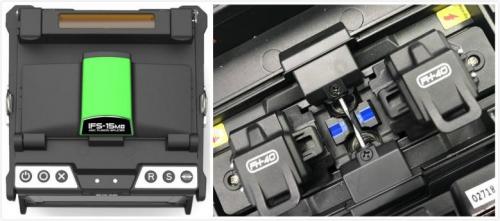 一诺仪器发布升级款光纤熔接机和全新View系列OTDR
