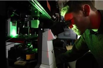 给细胞内做直播?钻石打造的量子显微镜问世