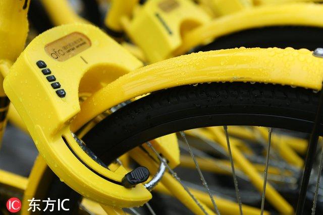 小黄车携新型智能锁归来 再能免费骑算我输