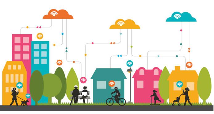 如果依照产业界对智慧城市的蓝图规划,一旦智慧城市成形之后,透过包括