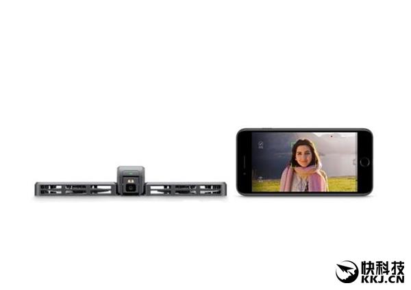 苹果独家发售iPhone无人机自拍神器 售价不菲