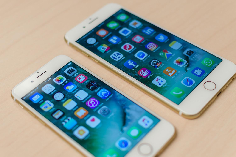 iOS系统中国区份额创新低降 Android份额大幅增长
