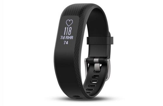 佳明新款Vivosmart 3智能手环面世 售价962元