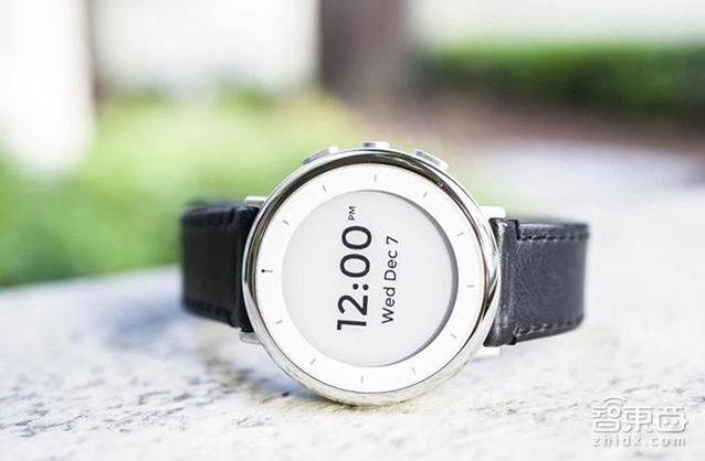 谷歌推出健康监测手表:和苹果PK医疗?