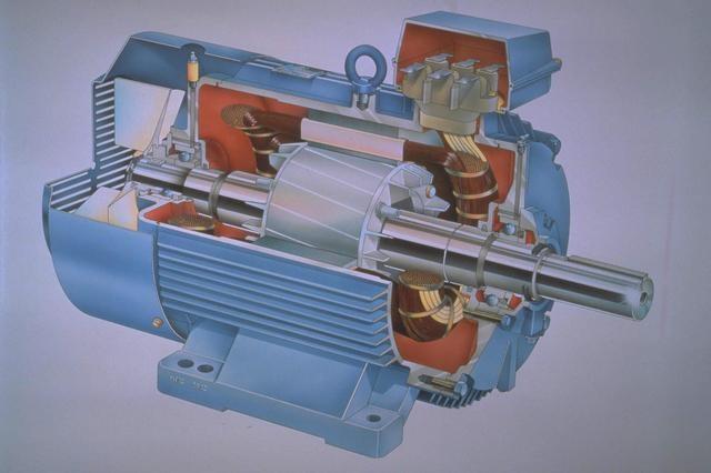 ③电动机电源到接线端子之间的线路有相间短路或者对地短路.