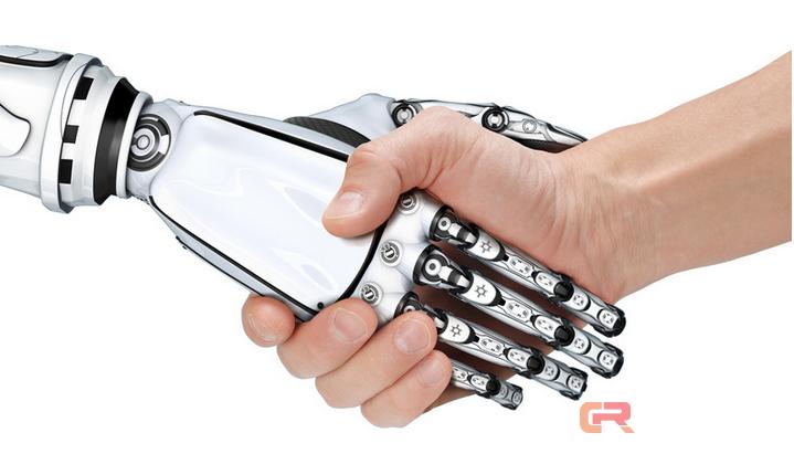 自动化时代,想保住饭碗?来和机器做朋友吧!