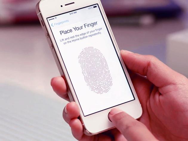 iPhone8将采用新指纹传感器