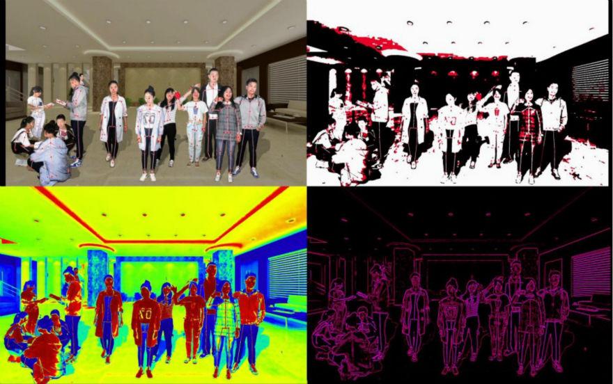 通过3D行为识别改变传统安防监控