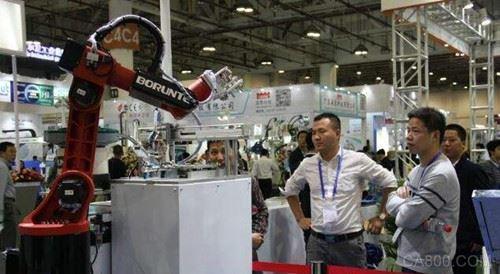 工业机器人需求上增 国产难题依然是核心技术