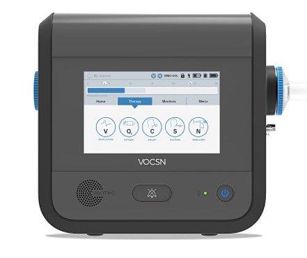 FDA批准首款5合1呼吸治疗系统VOCSN上市
