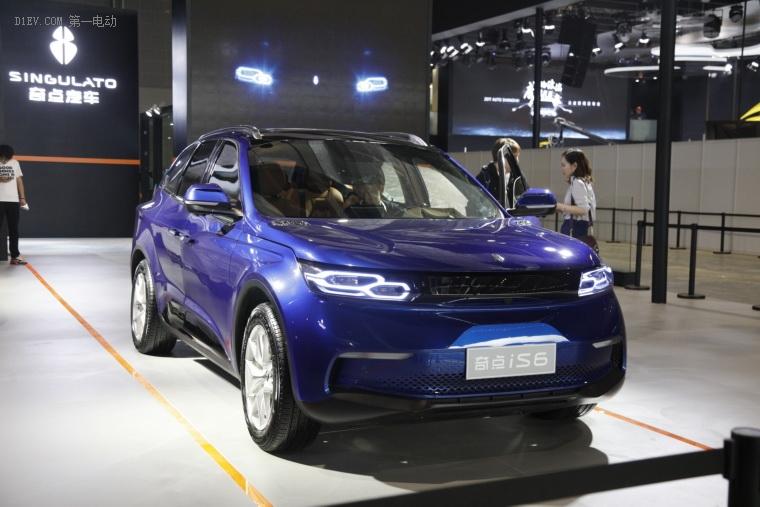 新能源盛宴即将开启 2017上海车展探馆