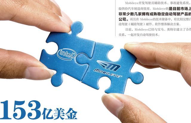 车用芯片市场即将爆发 Intel借腹生子抢占先机