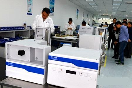 """""""多功能离子色谱仪开发与产业化""""高端项目通过验收"""