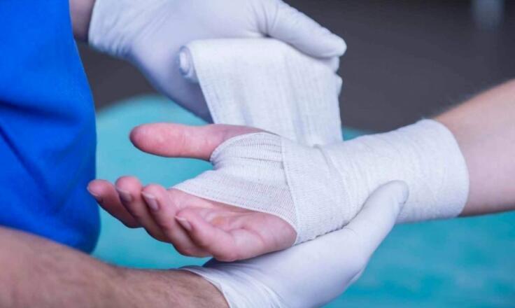 3D打印+5G无线数据:智能绷带能更早获悉伤口恢复情况