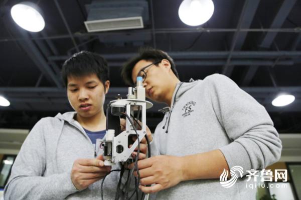 威海:哈工大机器人亮剑国际垄断