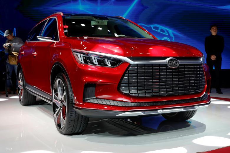 专家称中国将成全球电动汽车研发中心