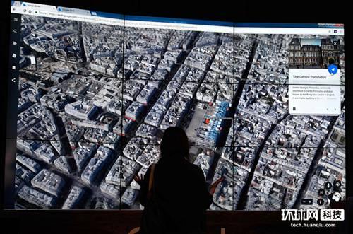 谷歌地球新推修订版地图,新增人工智能功能