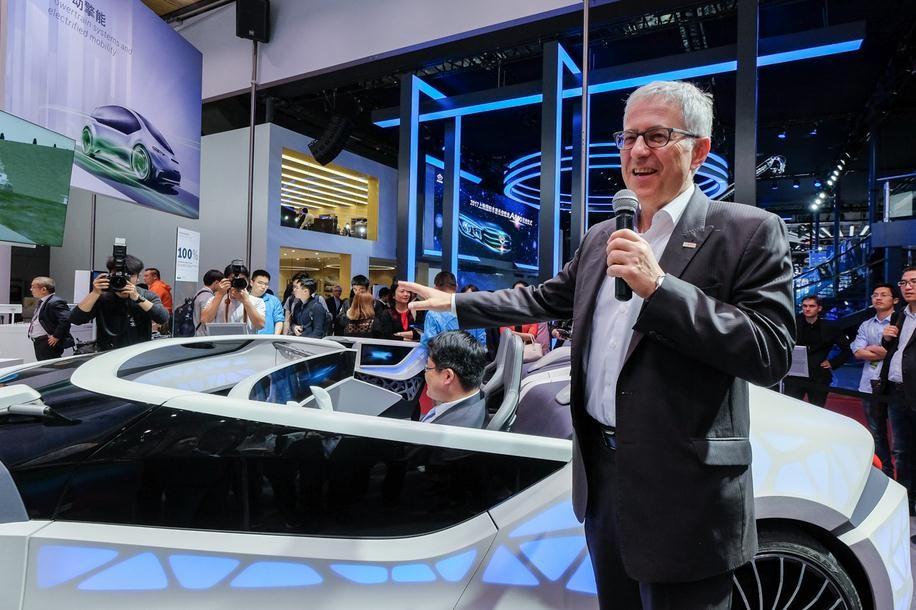 博世携手本土伙伴,积极塑造未来智能交通出行变革