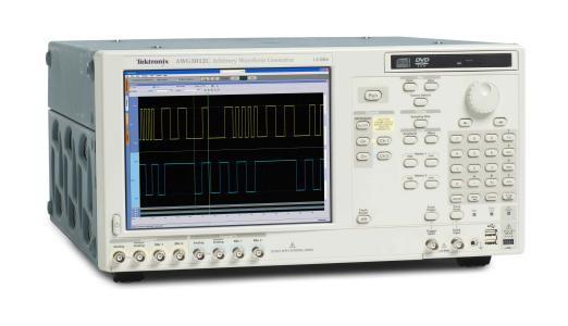 泰克推出新型任意波形发生器 把高信号保真度与扩充能力融为一体