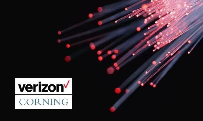 Verizon与Corning达成10.5亿美元Fiber交易