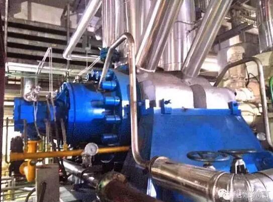 中国电建:国内千兆瓦火电机组核心部件研发成功