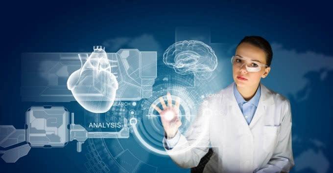这十家人工智能医疗公司备受关注