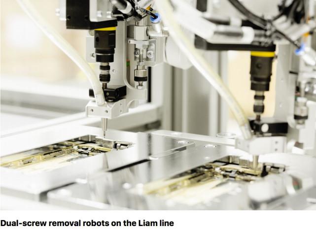 苹果自曝机器人Liam工作原理