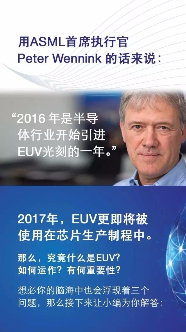 【揭秘】EUV技术如何运作?有何重要性?