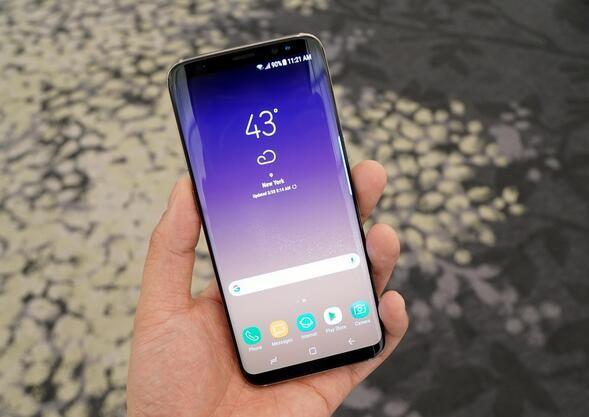 三星S8手机硬件成本达307.5美元