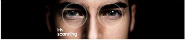 三星带头,智能手机或标配虹膜识别