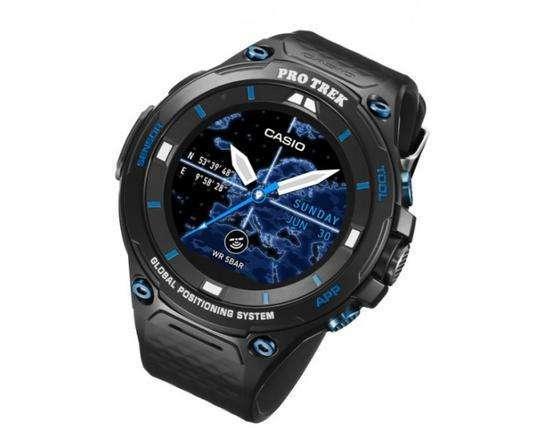卡西欧智能手表WSD-F20发售 售价500美元