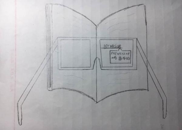 上海交大女生设计自动识词眼镜:能读陌生单词