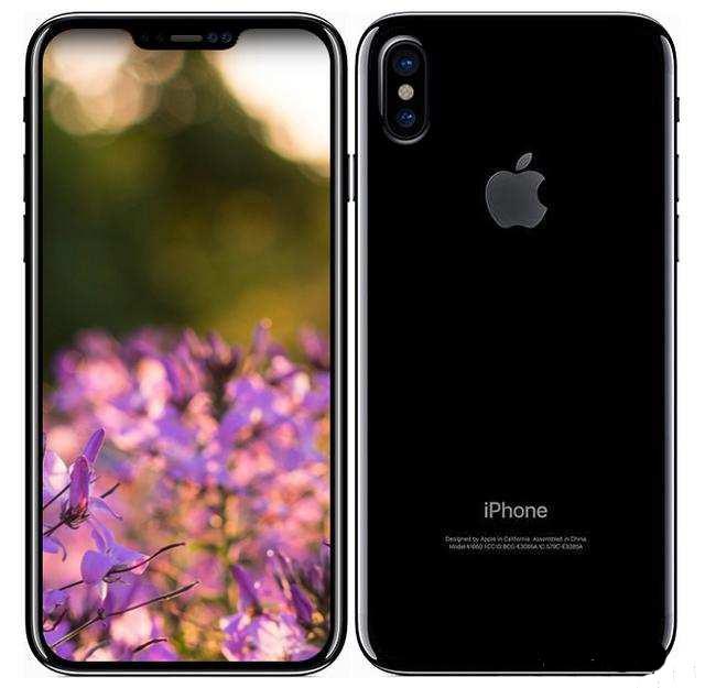 除了竖向双摄 iPhone8将备两块电池20分钟充满电