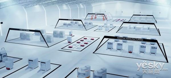 EOS工业3D打印技术亮相汉诺威工业博览会