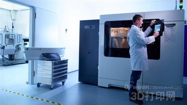 Stratasys 3D打印机助Siemens Mobility小批量生产最终使用零件