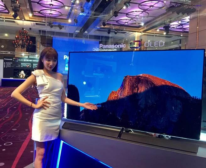 松下将推出首款OLED电视 抢攻金字塔顶端消费市场