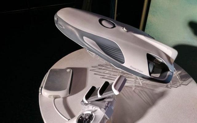 游艇用户最爱的钓鱼机器人国内亮相 起价9988元