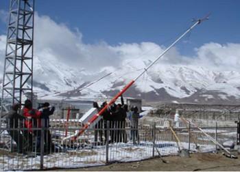 降水现象观测仪助力气象站实现降水自动观测